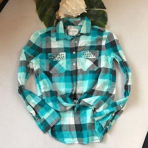 🍂5/$25🍂Aeropostale Flannel
